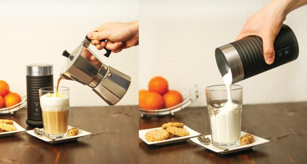arendo mousseur lait