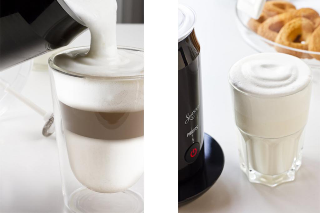 senseo mousseur lait