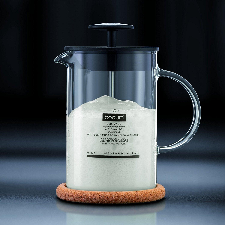 mousseur lait pas cher